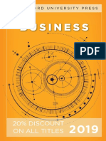 Stanford University Press | Business 2019 Catalog