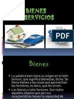 bienes servicios