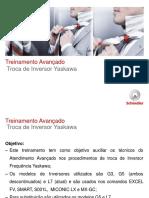 Troca de Inversor Yaskawa