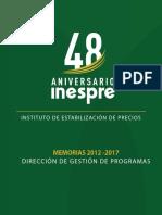 Dirección de Gestión de Programas (INESPRE)