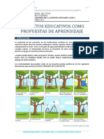 4.1. Proyectos Educativos - AGIE