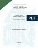 Proteção catódica - corrosao 2019