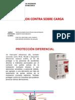 Proteccion Contra Sobrecarga
