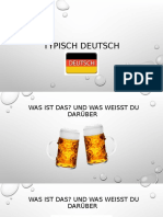 typical for german people