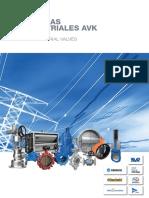 Valvulas Industriales AVK_ES