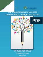 Guia de Monitoramento e Avaliação em Saúde Mental e Atenção Psicossocial