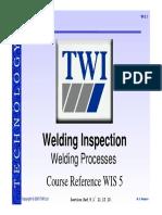 TWI Welding Training 7