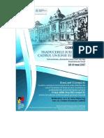 Programele Conferintelor Traducerile juridice in cadrul UE.docx
