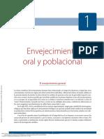 Envejecimiento oral y poblacional