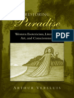 Versluis, Arthur - Restoring Paradise, Western esotericism, literature, art and conciousness.pdf