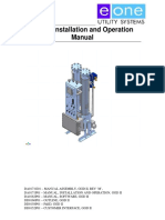 GGD II Installation and Operation Manual