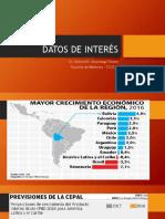 Datos de Interés Bolivia