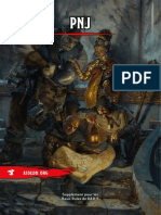 D&D5 french PNJ