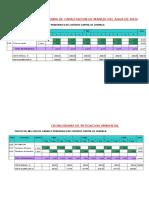 Cronograma Mitigac. y Capacit.