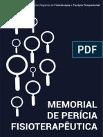 Memorial de Perícia Fisioterapêutica