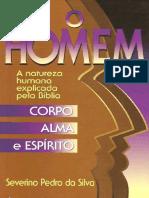 O HOMEM – Severino Pedro Da Silva