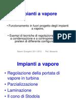17 Regolazione Impianti Vapore