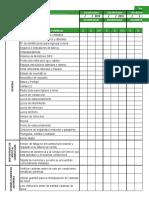 9. TMF 8311 LG 0001 Checklist Vehiculos (Camioneta)