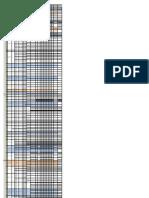 matriz de indicadores plam 2013