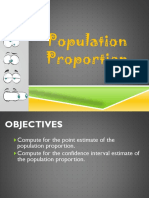Population Proportion