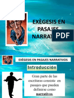 Interpretacion de Textos Narrativos