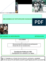 Mecanismos de Participación Ciudadana -Ambiental