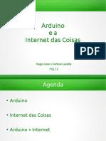 Arduino e a Internet