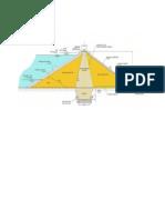 Presa Miraflores Seccion Transversal