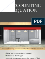 FABM1 Lesson-14 Accounting Equation