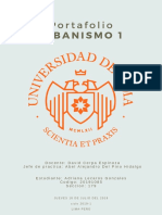 PORTAFOLIO URBANISMO 1 ADRIANA LECAROS CICLO 2019-1