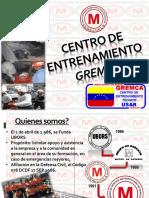 Centro de Entrenamiento 2019