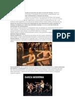 La Historia de La Danza