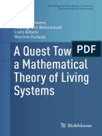 (Modeling and Simulation in Science, Engineering and Technology) Nicola Bellomo, Abdelghani Bellouquid, Livio Gibelli, Nisrine Outada (auth.) - A Quest Towards a Mathematical Theory of Living Systems-.pdf