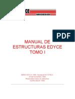 Manual Edyce