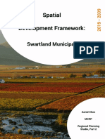 Swartland SDF