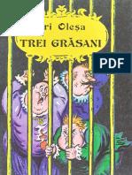 Iuri Olesa - Trei Grasani - 2