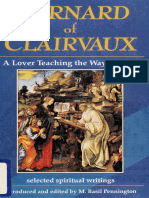 Bernard of Clairvaux, a lover teaching the way of love.pdf