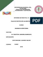 Inf. 10 Plan de Protección Alimentaria