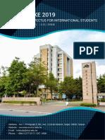 2019 Fall Admission Handbook (完整版)