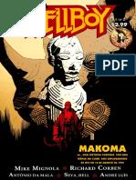 Hellboy - Makoma #01