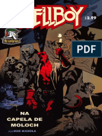 Hellboy - In the Chapel of Moloch
