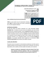 Cas. Lab. N° 11427-2017-Lima (Caso Elena Coopi vs. Innova Ambiental S.A.)