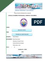 Informe de Analisis Clinico