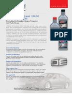 AMSOIL synthetic motor oils for OE oil change interval. 3000 mile oil change