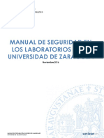 Manual de seguridad de laboratorio