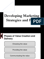 2-Developing Marketing Strategies and Plans
