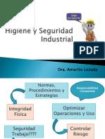 Higiene y Seguridad Industrial I