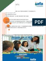 programa de IAFA