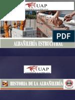 Historia de la albañilería en el Perú