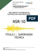 TITULO I SNR 10